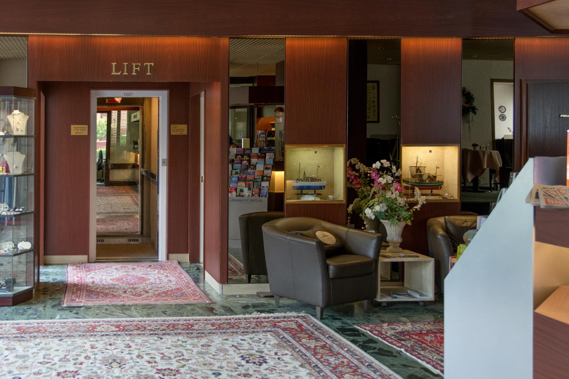 Hotel helgoland for Designhotel helgoland